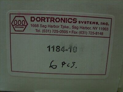 Dortronics Lock 1180 Series Maglock Accessories Filler Plate Kit 1184-10 New