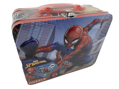 Marvel's Spiderman Lunch Box Puzzle