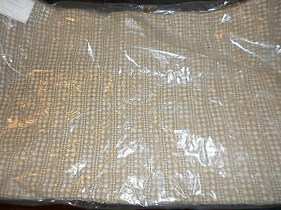 Pottery Barn HONEYCOMB LUMBAR PILLOW COVER 16X26