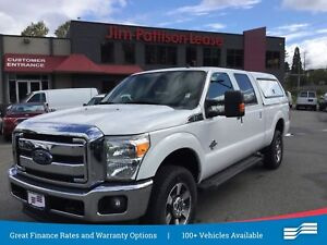 2014 Ford F-350 Super Duty Lariat w/ Canopy