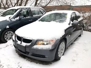 2008 BMW 3 Series 323i   AS IS