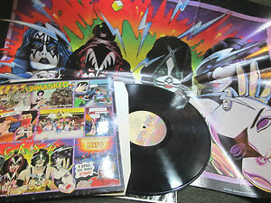 Kiss-Unmasked-LP-LARGE-foldout-Poster-80-orig-vinyl-RARE-casablanca-ncb6302032