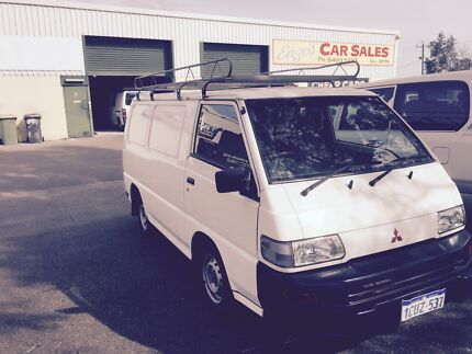 2008 Mitsubishi Express Van/Minivan Maddington Gosnells Area Preview