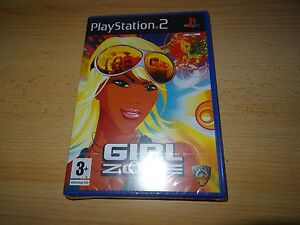 PS2-nina-Zone-Nuevo-Precintado-Pal-Reino-Unido-Version