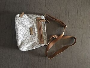 Calvin Klein cute small purse (lots of room)