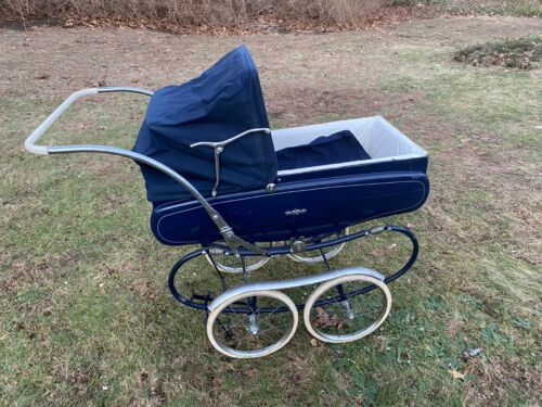 Vintage Pedigree Baby Pram Carriage Stroller. Very Nice Condition