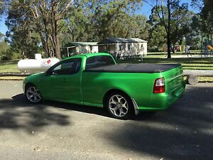 2008 Ford Falcon XR6 ute Mount Barker Plantagenet Area Preview