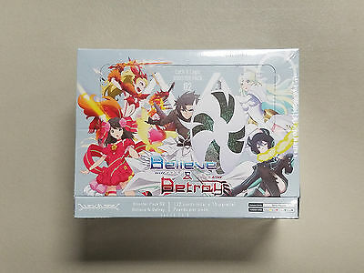 Luck   Logic English Booster Box Set 2 Belive   Betray Sealed Tetra Heaven