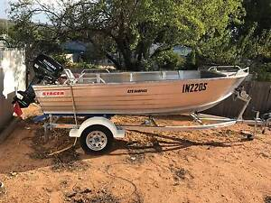 STACER RAMPAGE / 30 HP SUZUKI PACKAGE. Renmark South Renmark Paringa Preview