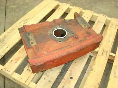 1960 Farmall Ih 560 Tractor Front End Steering Bolster Housing