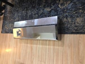 Tool Box in Chrome Custom made very Solid