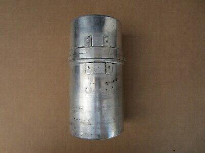 Vintage Coleman No. 530 Camp Stove Aluminum Case Canister