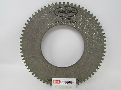 Rockford Twin Disc 11 Fiber Clutch Disk 72t Sp111hp3 Sp211hp3