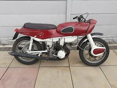 Ariel leader 1960 classic vintage motor bike project , runs and sounds great