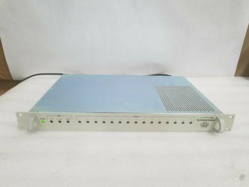 Symmetricom 4033A Rackmount 15-Channel 5-Volt Pulse Distribution Amplifier