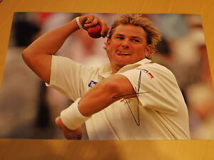 Signed-Shane-Warne-Australia-Cricket-Legend-12x8-Photo