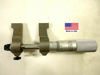 Starrett Metric Inside Micrometer 700mb Edp 56064 0.01mm Graduations.