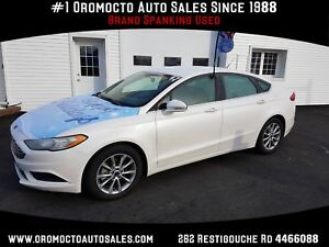 2017 Ford Fusion SE Includes Winter Tires & Rims OR Vacation...