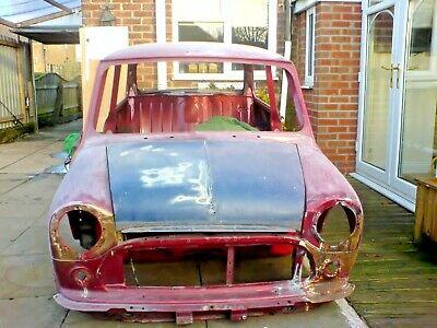 Classic Mini Rover Sprite Body Shell
