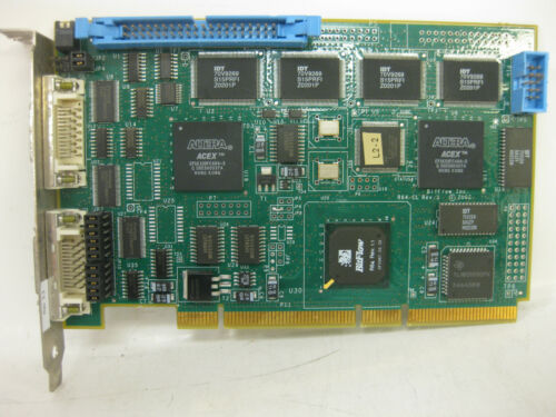 Bitflow R64C-3.4-0570-F Frame Grabber Card, PCI-X, 2x Camera Link
