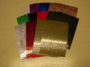 vinyl self adhesive variety glitter flake 4