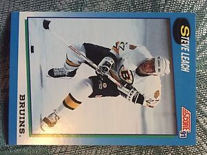 Boston hockey cards for sale