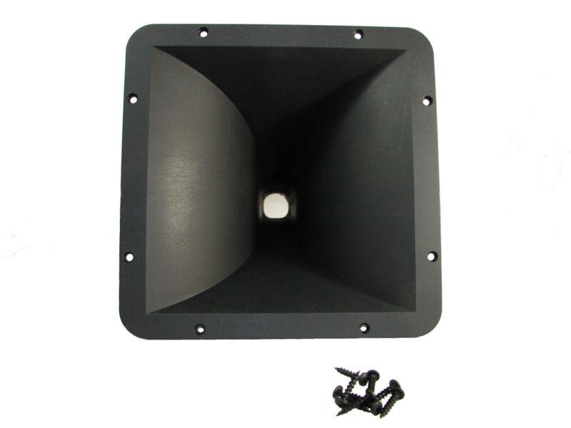 "Procraft LH909A Horn Flare.Lens 1-3/8"" Screw on - 90 x 75 Dispersion  W/Screws"