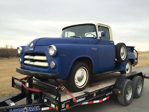 1955 Dodge Fargo half ton pickup SOLD!