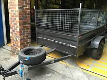 Buy It Now 8x5 hi side cage 600mm NSW rego 1y Included Smithfield Parramatta Area Preview