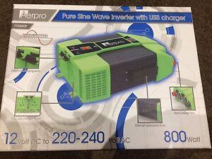 Aerpro Pure Sine Wave Inverter 800 watt Mornington Mornington Peninsula Preview