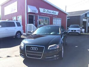 2012 Audi A3 TDI Progressiv, Heated,Leather seat, Diesel, Panor