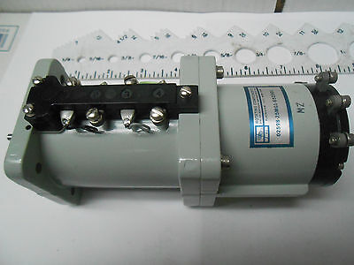 25-mg1-652501 Motor Tachometer Rpm 1000ac Output 3.8v In 115vac New Old Stock