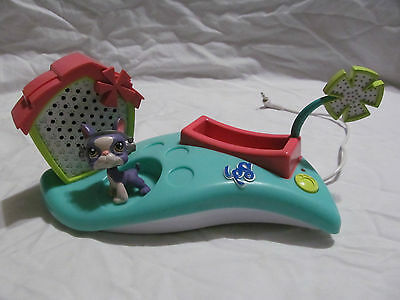 "LPS Littlest Pet Shop MP3 & iPod Speaker Dock System ""Listen with Me"""