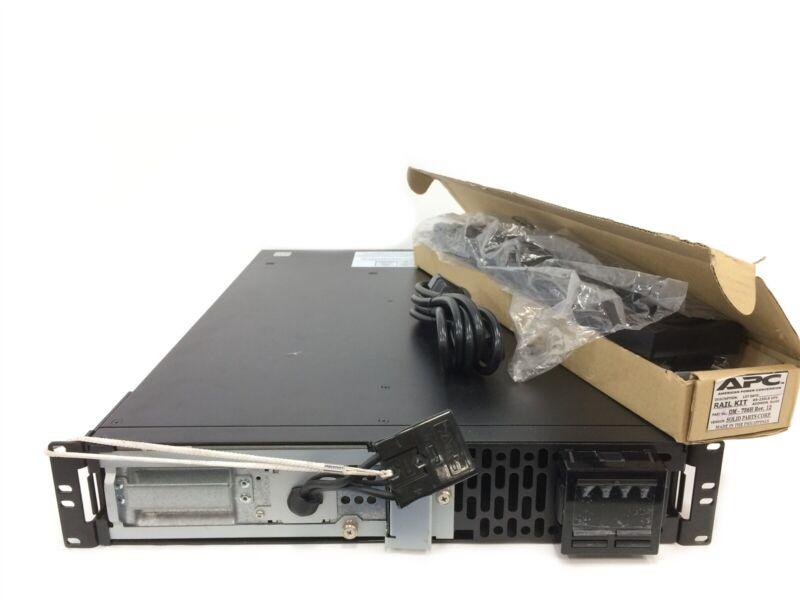 APC Smart-UPS X 3000VA 2.7KW 200-240V LCD SMX3000RMHV2UNC AP9631 NEW Batteries