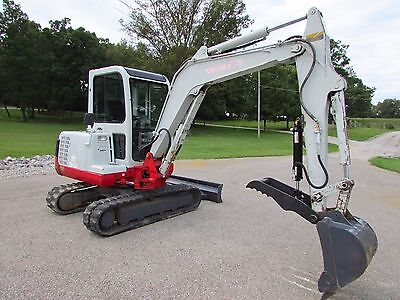 Hydraulic Thumb Takeuchi Tb125 025 Mini Excavator Complete Kit