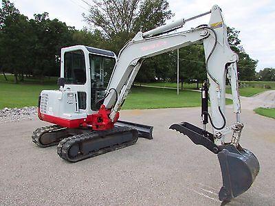 Hydraulic Thumb Takeuchi Tb125 025 Mini Excavator Complete Kit