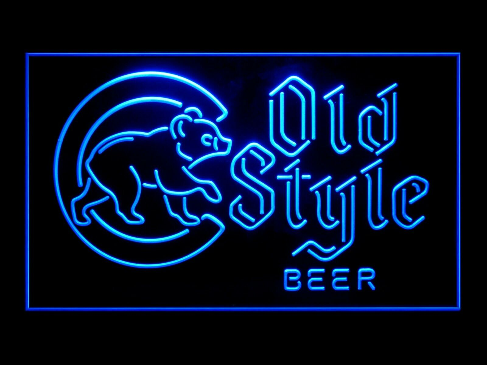 P636B Old Style Beer Light Sign