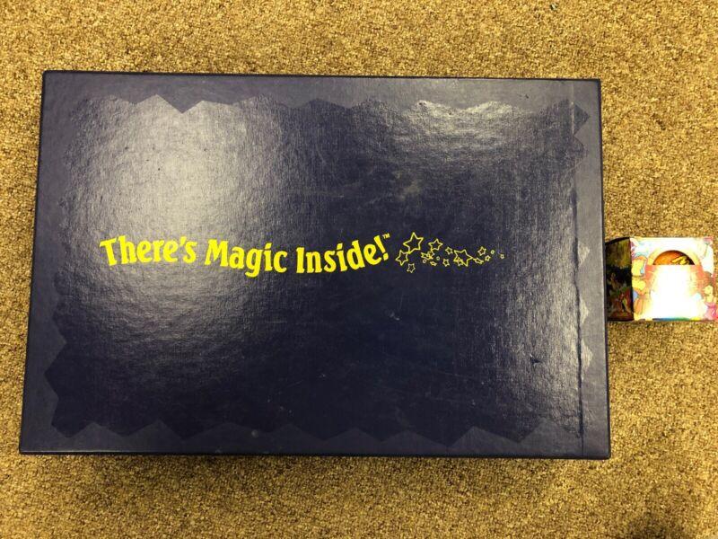 Nestle Disney Corporate Pitch Box Targeting Kids Magic Ball You Wont Believe