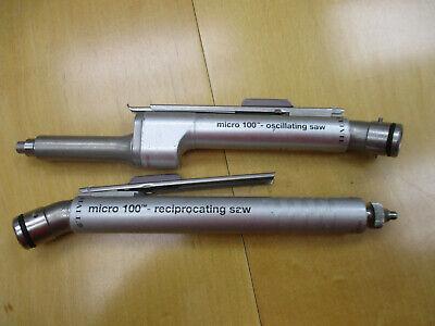 Hall Micro 100 Oscillating Saw And Reciprocating Saw