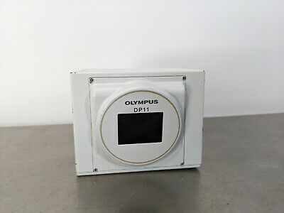 Olympus Dp11-n Digital Microscope Video Camera