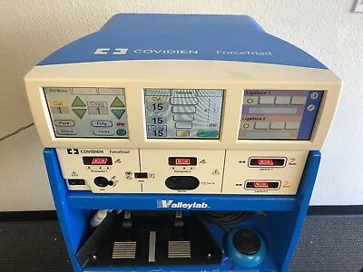 Covidien Valleylab Force Triad Electrosurgical Calibrated