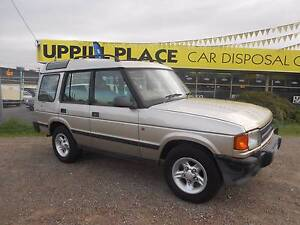 1999 Land Rover Discovery V8 4X4 7 Seats Wangara Wanneroo Area Preview