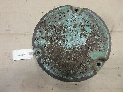 John Deere 80 820 830 R1862r Clutch Pulley Cover Rare
