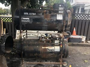 Flagro 1,500,000 BTU burner heaters natural gas & propane