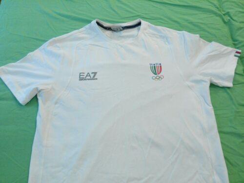 Tshirt Emporio Armani XL Italia Olympia Neu & Original