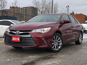 2016 Toyota Camry XLE, navi, roof, leather, camera