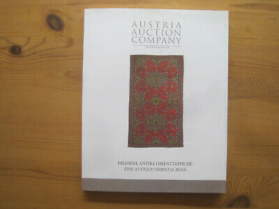 AAC: Erlesene Antike Orientteppiche / Fine Antique Oriental Rugs 21 Sept. 2013
