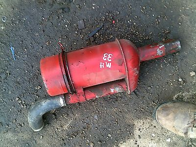 Massey Harris 33 30 Tractor Original Mh Oil Bath Precleaner Assembly Tube