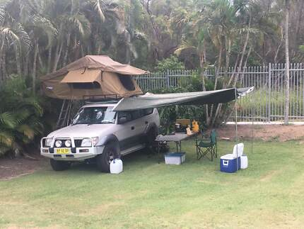 Toyota Landcruiser (rooftop tent and full equipped c&ing stuff) & 4x4s with Rooftop tent built in bed and kitchen TOO EASY | Cars ...