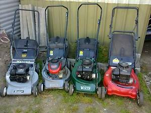 Used Mowers, Victa Masport Rover etc all serviced + warranty Sunshine North Brimbank Area Preview